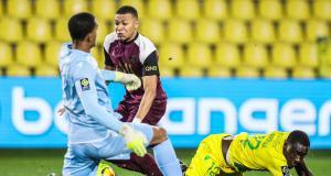 FC Nantes – PSG (0-3): les images du coup de sang de Mbappé contre l'arbitrage
