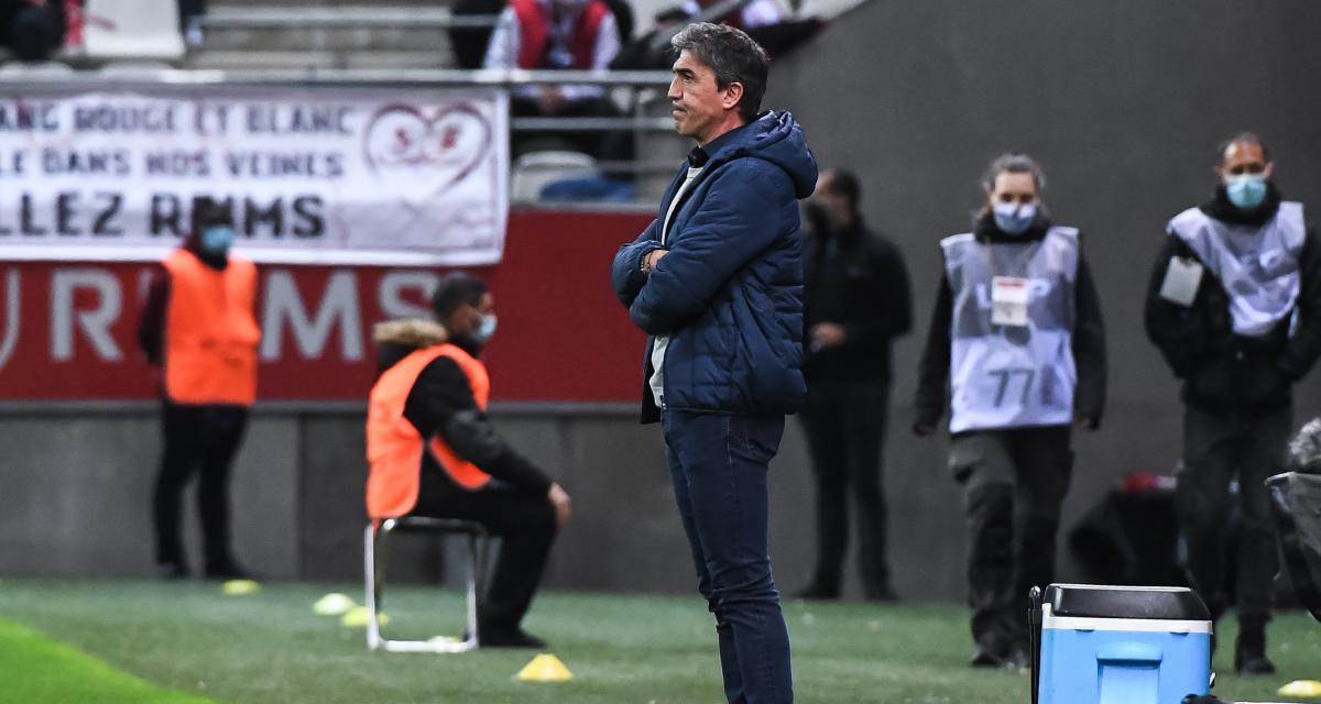 Stade de Reims : David Guion va innover face au RC Strasbourg