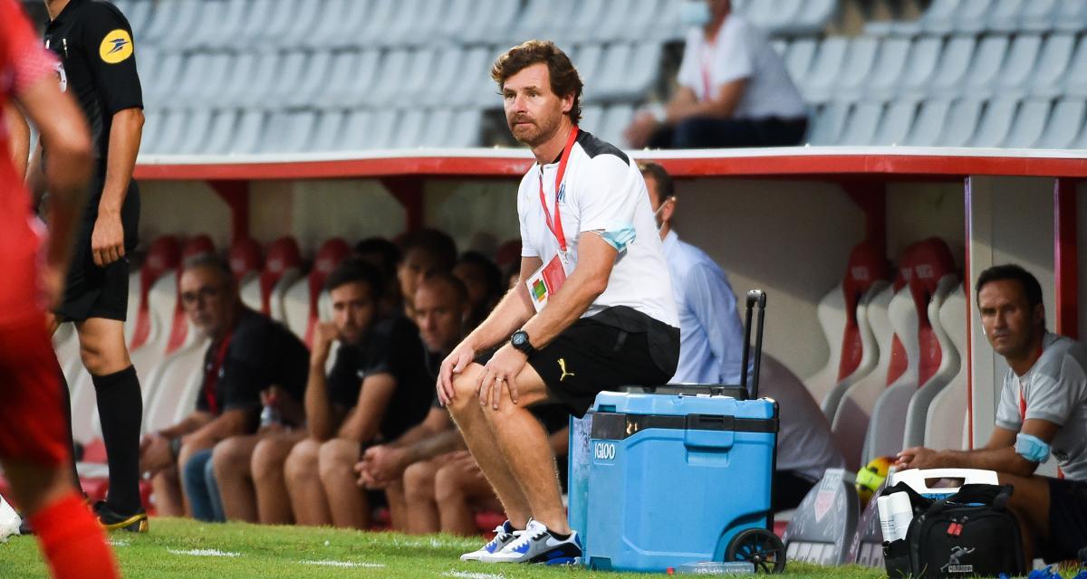 OM : Villas-Boas reçoit deux bonnes nouvelles avant Porto