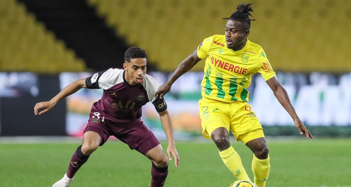 FC Nantes : comment le vestiaire des Canaris tente de relancer Simon