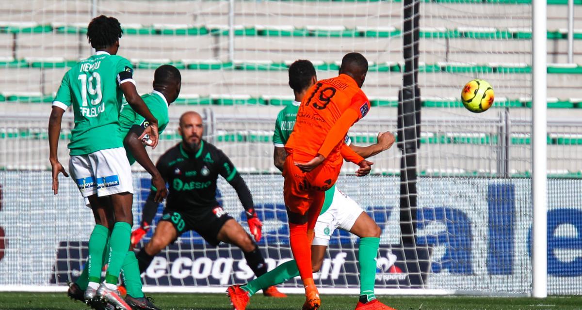 Résultat L1 : l'ASSE sombre face au Montpellier HSC (0-1)