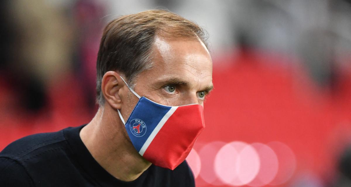 """FC Nantes - PSG (0-3) : un """"Titi"""" a tapé dans l'oeil de Thomas Tuchel"""