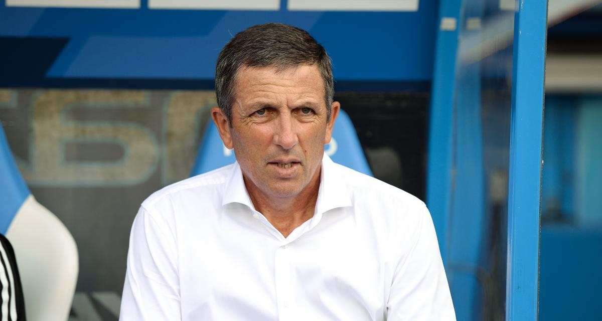 Stade de Reims - RC Strasbourg (2-1) : le bras droit de Thierry Laurey regrette une première période ratée