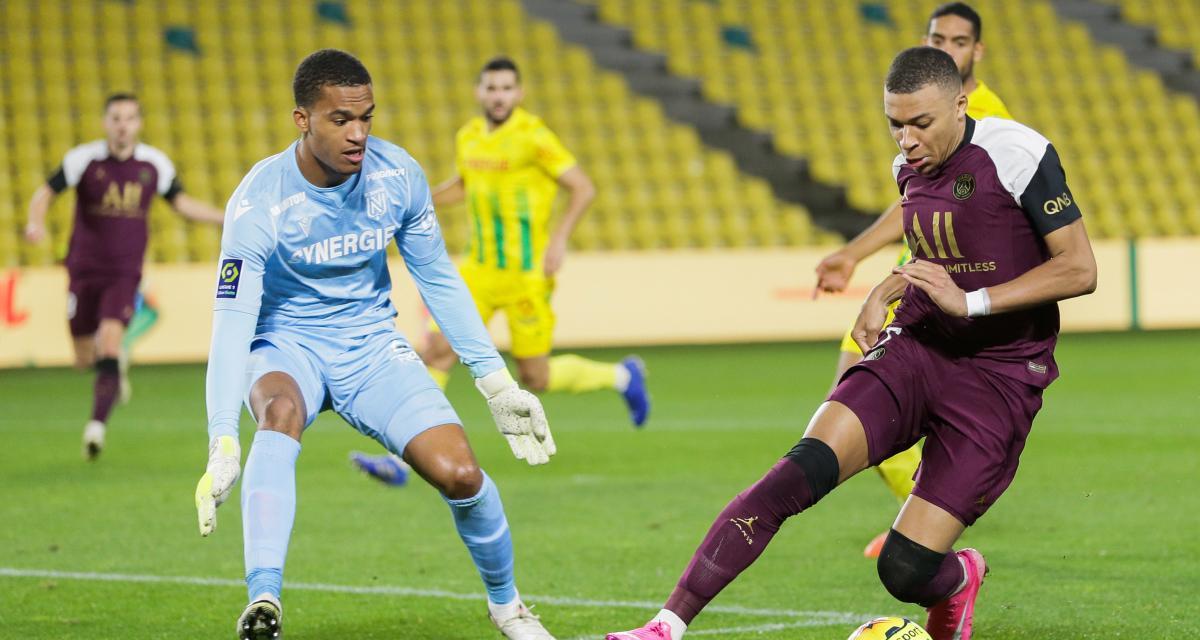 FC Nantes - PSG (0-3) : Mbappé a gardé moins de séquelles que prévu