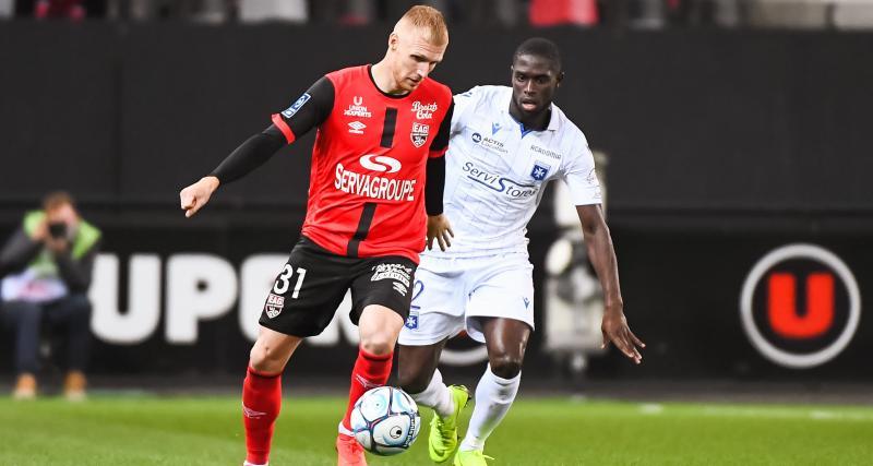 RC Lens - Mercato : Robail déjà déçu de son prêt à Guingamp ?