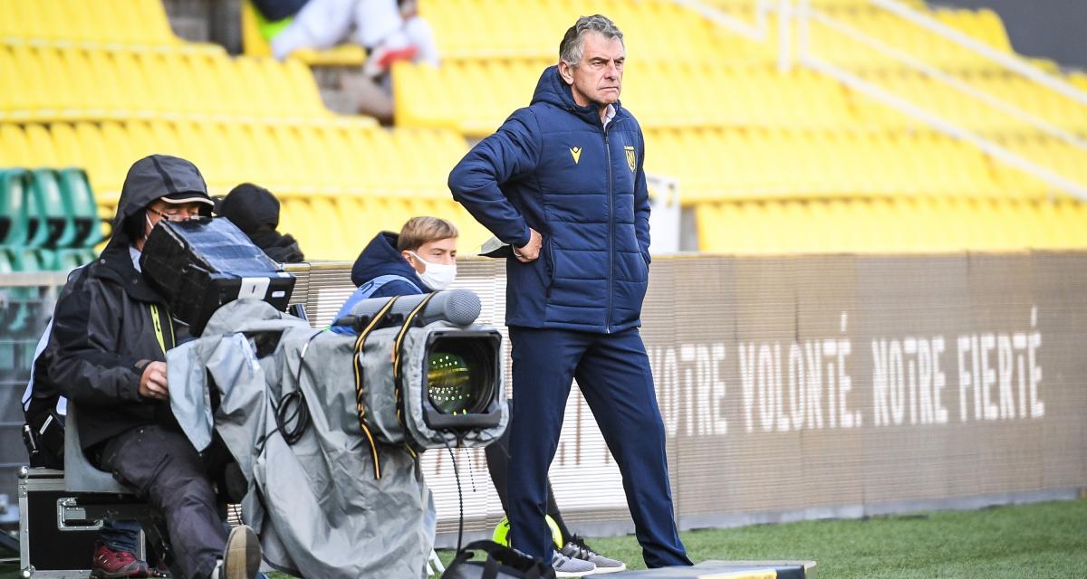 FC Nantes : Gourcuff a réussi un pari très risqué face au PSG