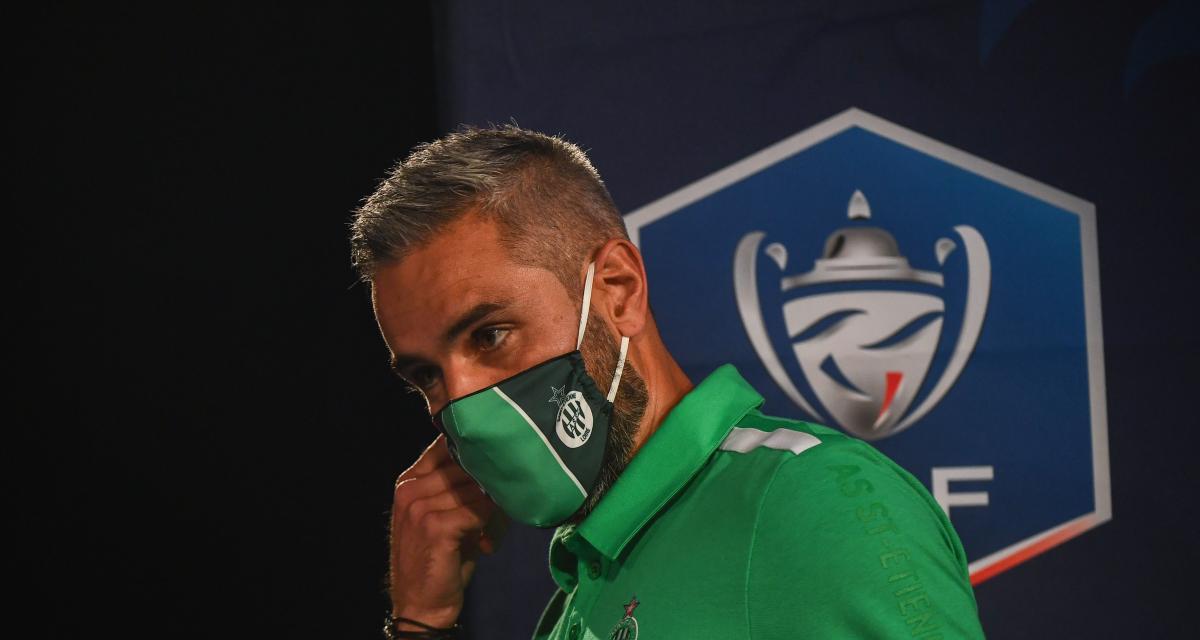 ASSE : Les Verts « visent le maintien », ils ont « de la chance de jouer à huis clos »... les vérités de Loïc Perrin
