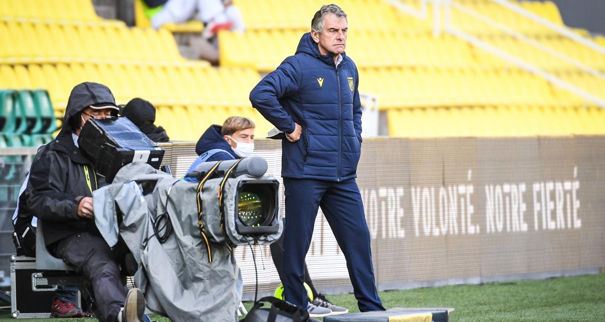 FC Nantes - PSG (0-3) : les Kita agacés, Gourcuff fragilisé ?