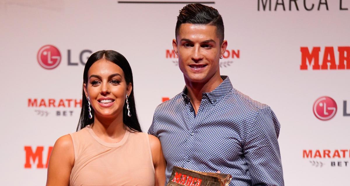 Juventus : Ronaldo et Georgina ont charmé tout Turin
