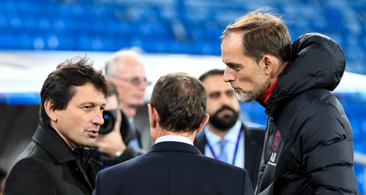 PSG - Mercato : Tuchel abdique face à Leonardo sur un dossier majeur