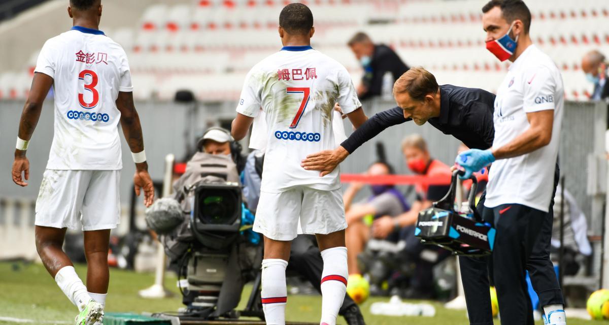 PSG : Tuchel a choisi le remplaçant de Mbappé à Leipzig et à Rennes