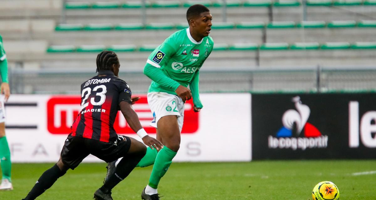 ASSE : un ancien stéphanois envoie les Verts en Ligue 2