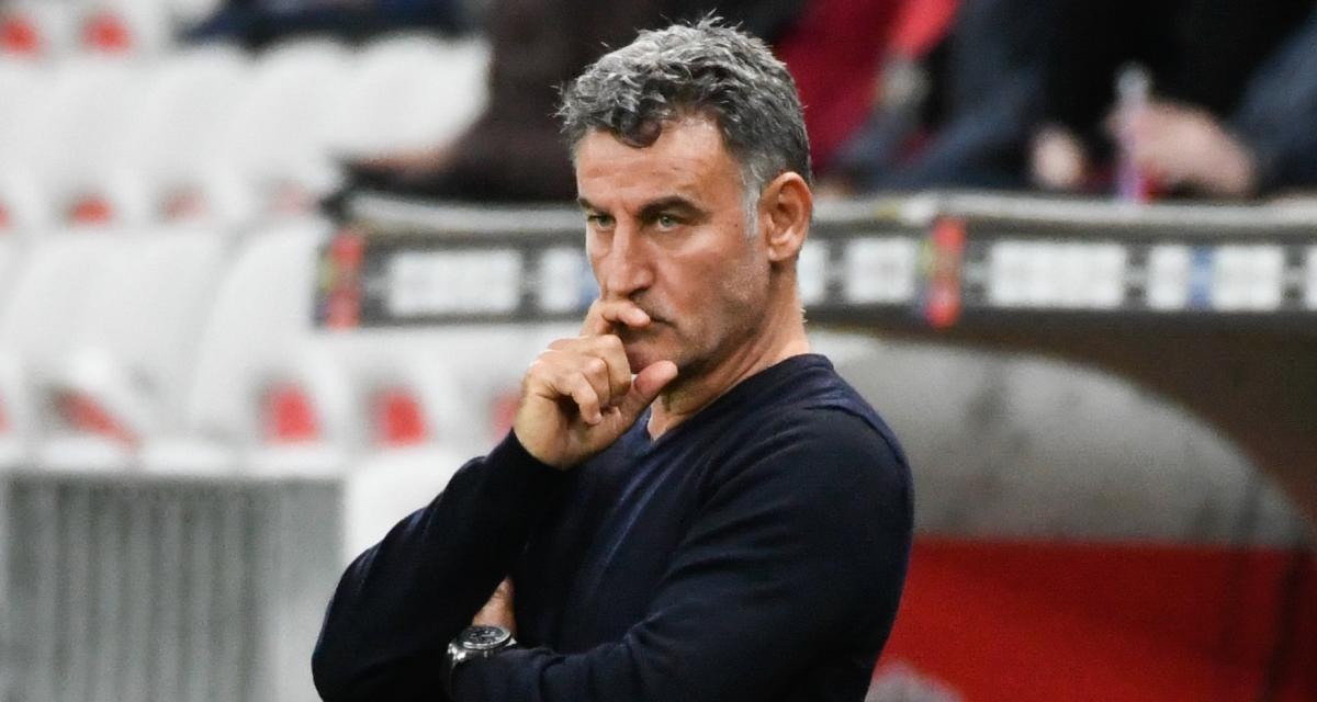 LOSC : l'AC Milan, Ibrahimovic, son équipe… Christophe Galtier est prêt pour le choc