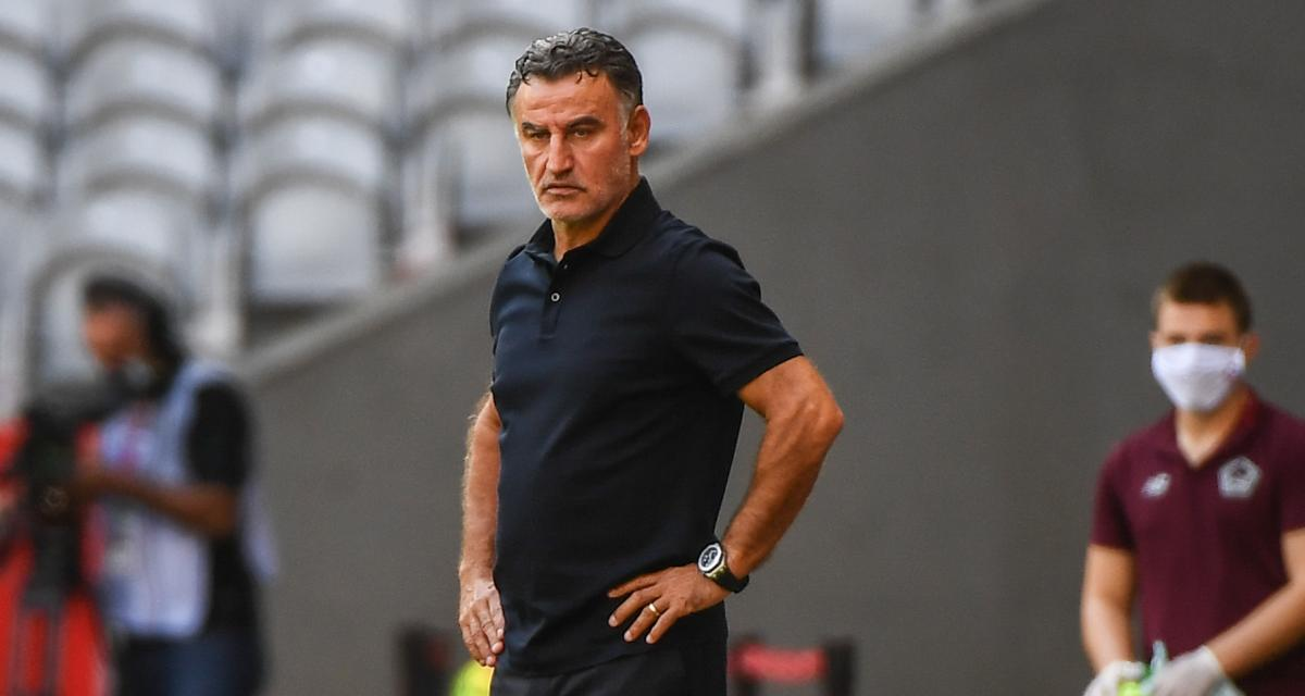 LOSC : l'ASSE relie Christophe Galtier à l'entraîneur de l'AC Milan