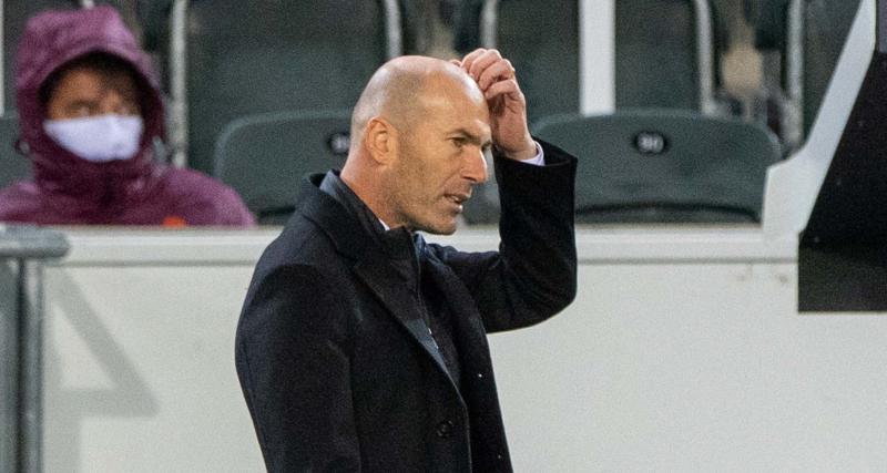 Real Madrid - Mercato : un vieux fantasme de Zidane s'éloigne dangereusement