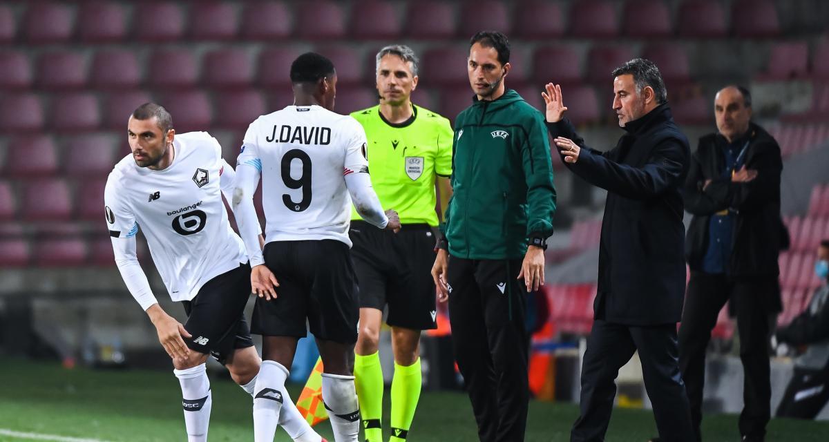 Ligue Europa: AC Milan – LOSC, les compos sont tombées!
