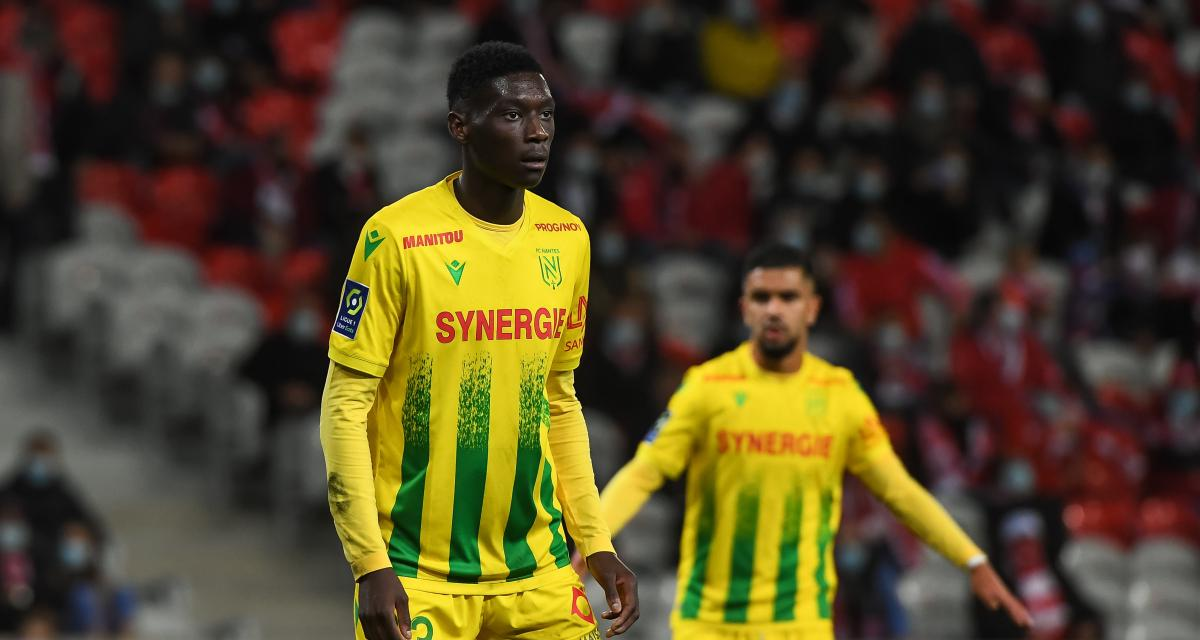 FC Nantes: les Canaris n'ont pas de «nouveaux Kolo Muani» en stock