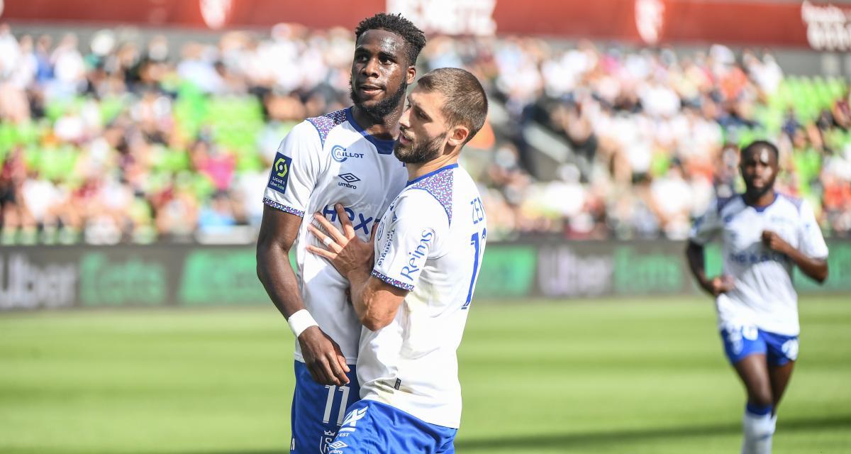 ASSE, Stade de Reims – Mercato: Boulaye Dia chez les Verts, un rendez-vous manqué