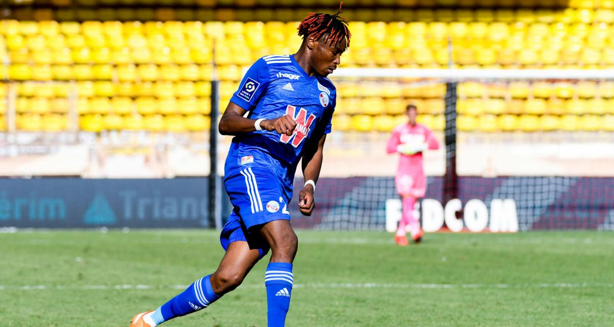 ASSE - Mercato : un cas Wesley Fofana s'annonce au RC Strasbourg