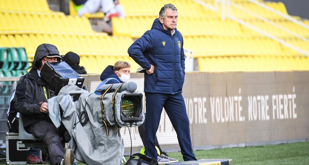 FC Nantes - Mercato : un nouveau cas explosif à gérer pour Gourcuff ?