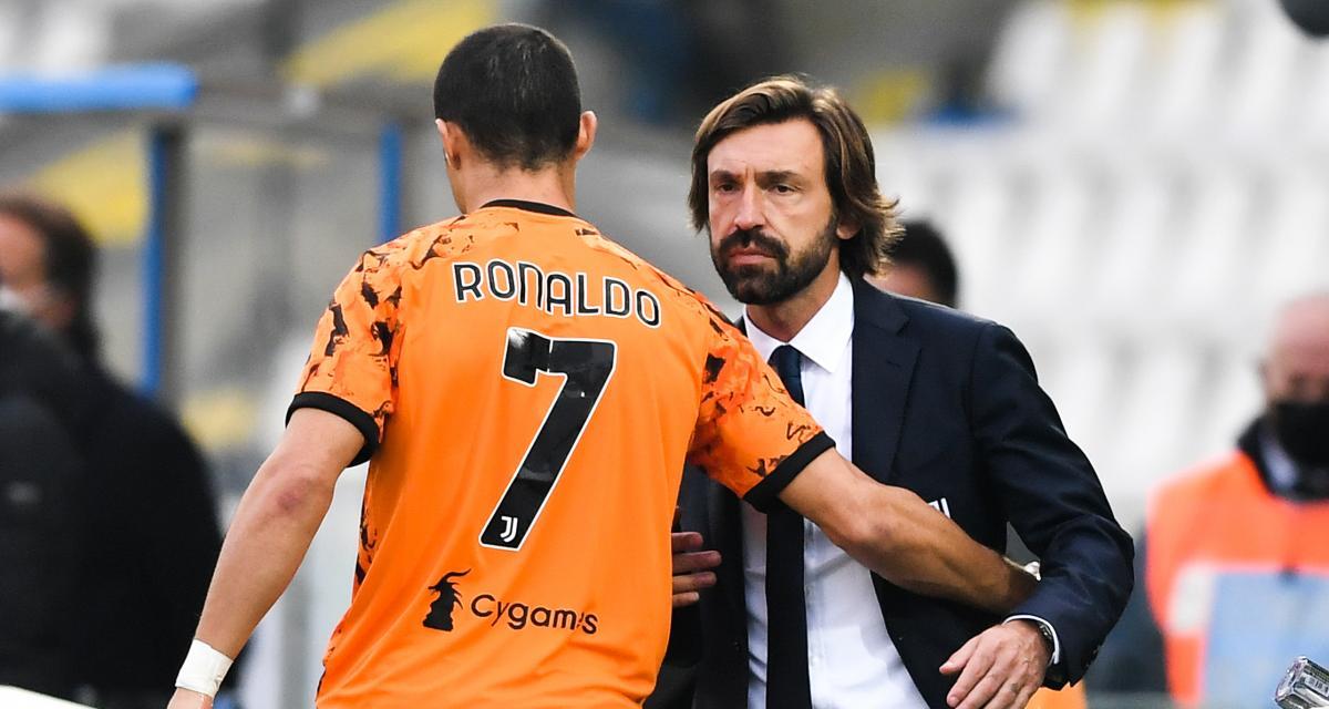 Juventus Turin : Pirlo lâche une critique risquée sur Cristiano Ronaldo
