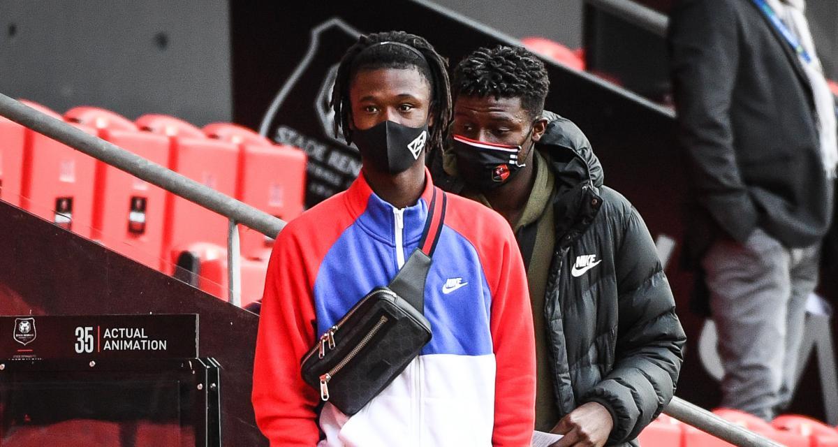 Stade Rennais : Pierre Ménès se sert de Camavinga pour taper sur les instances