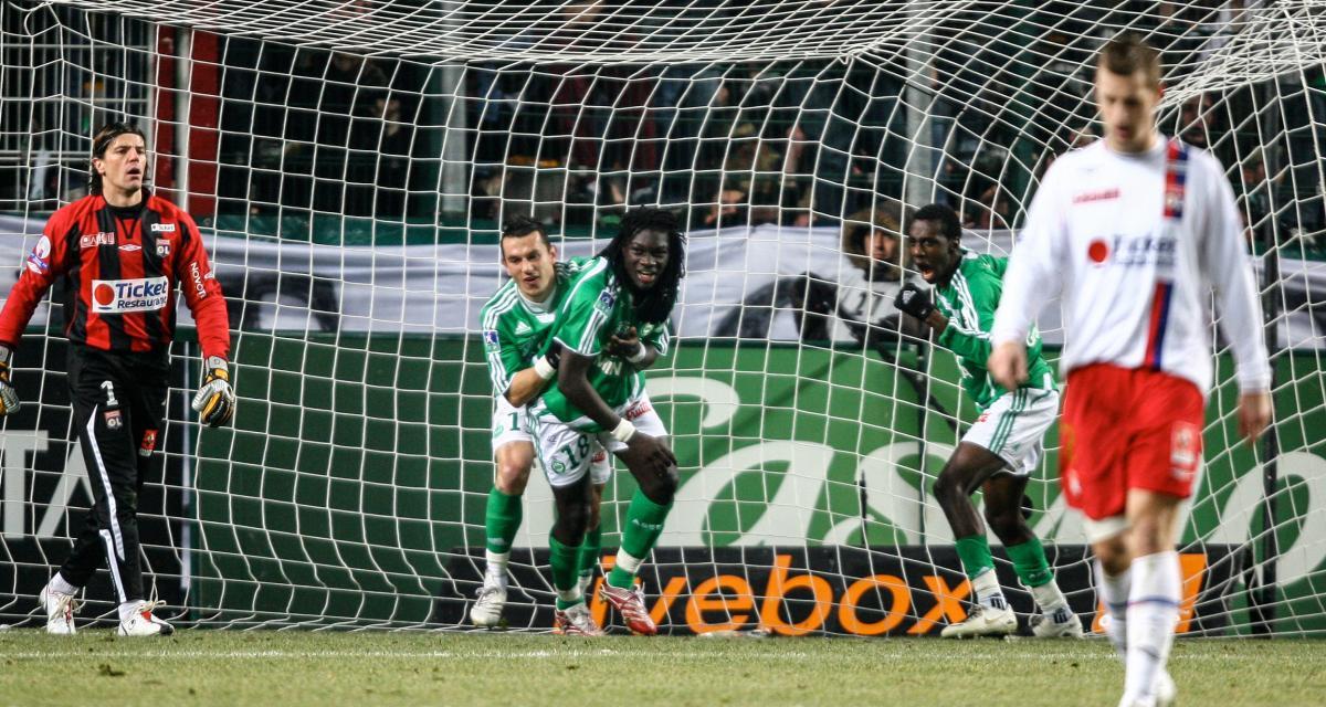 OL – ASSE[EXCLU]Gomis: «Le derby a contribué à lancer ma carrière»