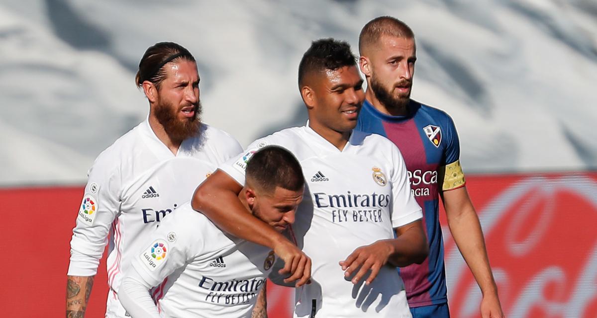 Real Madrid : 2 titulaires de Zidane positifs à la Covid-19