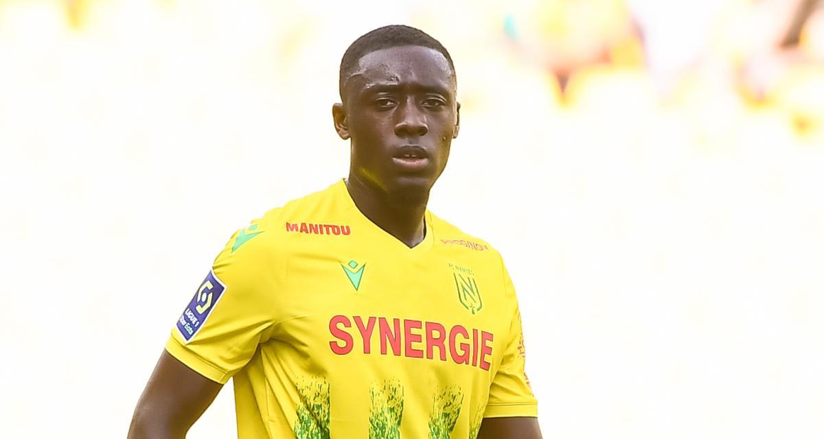 FC Nantes : Dennis Appiah sans complaisance avec les lacunes de son équipe