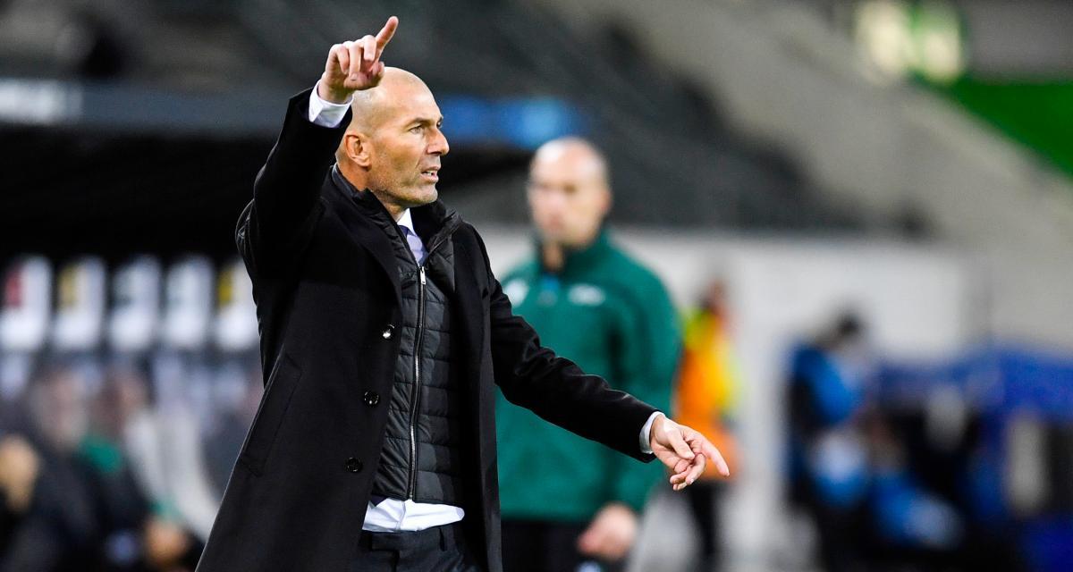 Real Madrid: la Covid-19 a déstabilisé Zinédine Zidane