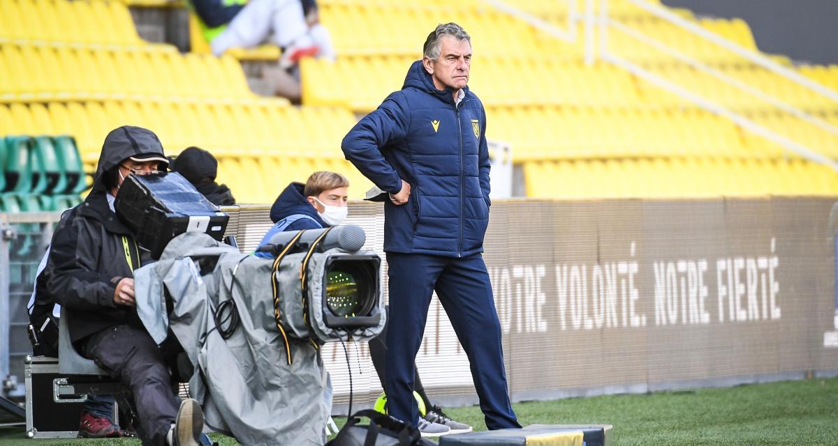 FC Nantes: Christian Gourcuff se confie plus en détail sur son avenir