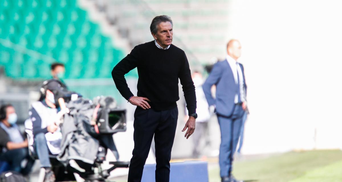 OL – ASSE: Claude Puel appelle 22 joueurs pour le derby à Lyon!
