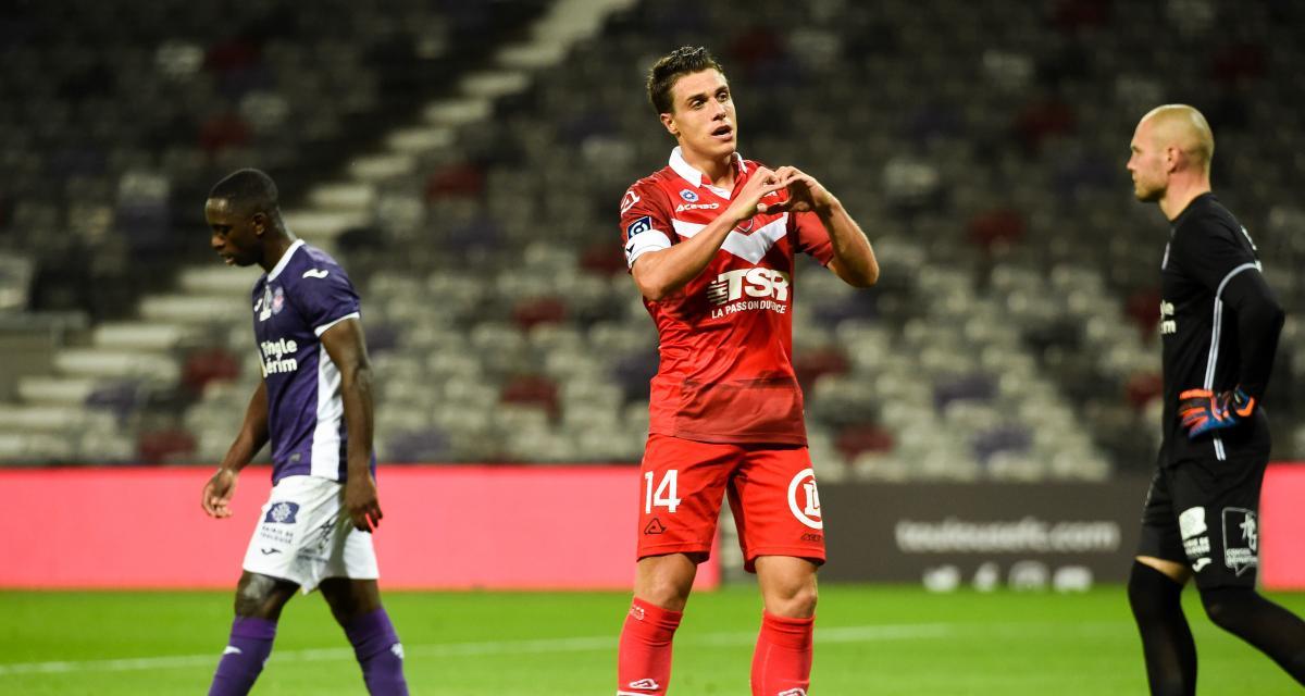 Résultats L2: le PFC poursuit son cavalier seul, Toulouse perd 5-4 au Stadium