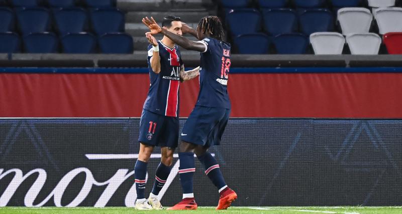 PSG – Stade Rennais (3-0): Di Maria soutient Tuchel, Grenier fataliste pour les Bretons