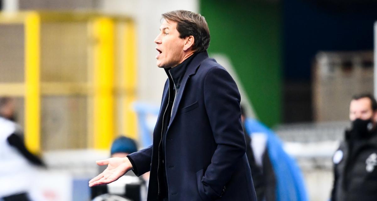 OL – ASSE : Rudi Garcia pourrait raviver un très mauvais souvenir chez les Verts
