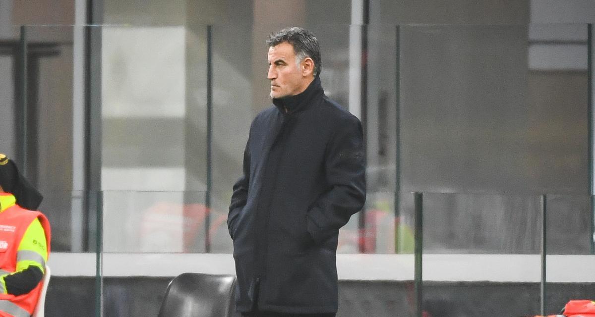 LOSC : Galtier tient sa solution face au flop Jonathan David