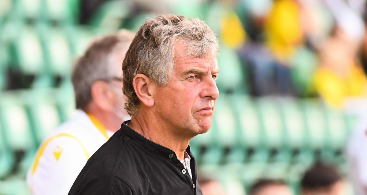 FC Nantes : Gourcuff fixe une première échéance pour trancher le cas Jean-Kevin Augustin