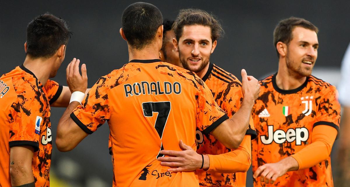 Serie A : Lazio Rome – Juventus Turin, les compos (Cristiano Ronaldo et Rabiot bien présents)