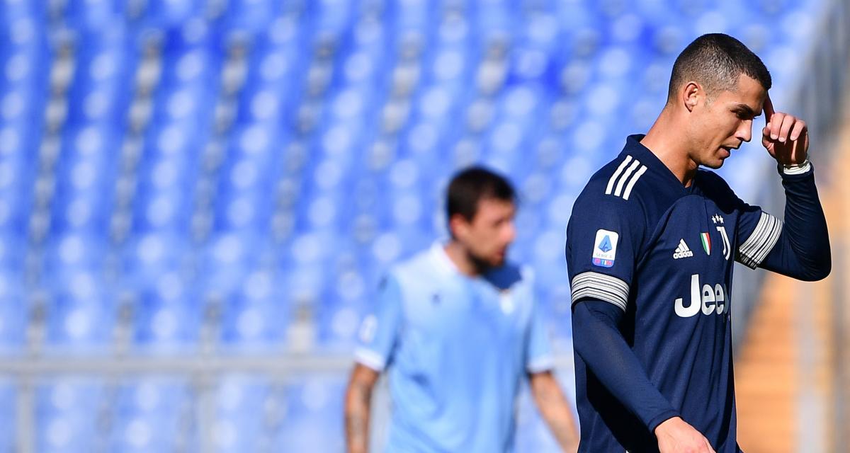 Juventus Turin : un pépin inquiétant pour Cristiano Ronaldo en plus d'un nul frustrant ?