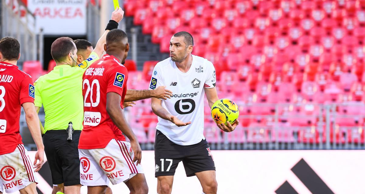 Brest – LOSC (3-2) : Yilmaz, Galtier, Yazici... Les enseignements de la première défaite des Dogues en L1
