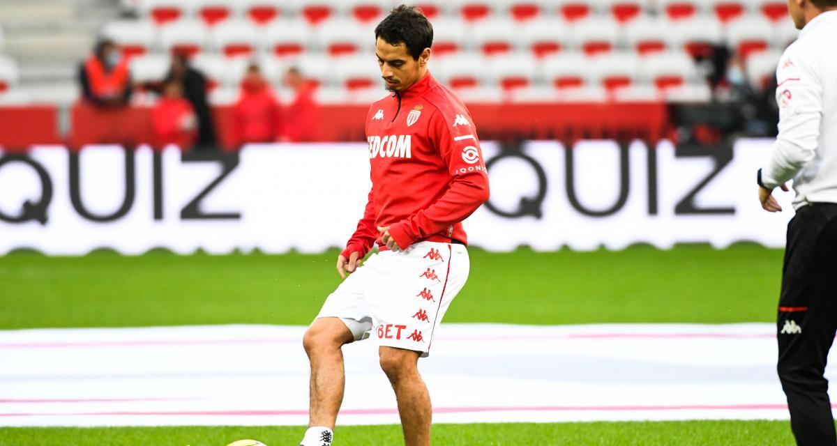 Résultat Ligue 1 : l'AS Monaco surprend l'OGC Nice (0-1) (mi-temps)