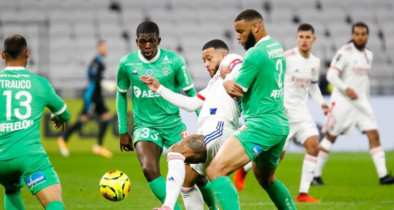 OL - ASSE (2-1) : les notes des Stéphanois sur le derby