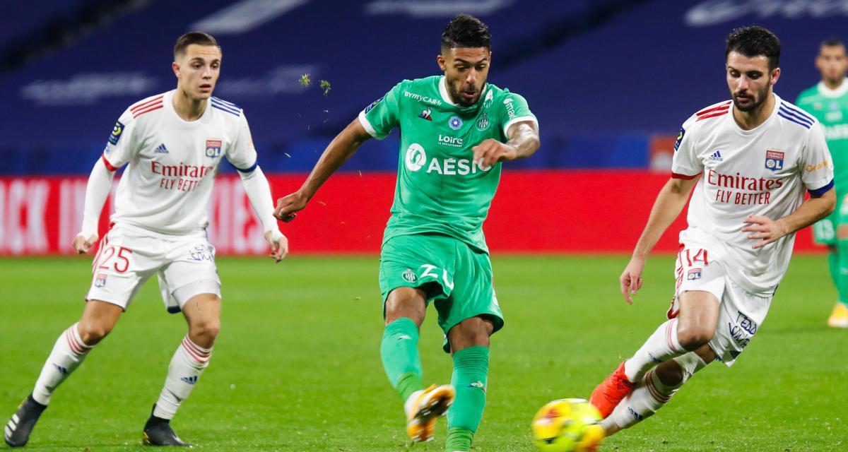 OL - ASSE (2-1) : Pierre Ménès met le doigt sur une polémique qui entache le derby