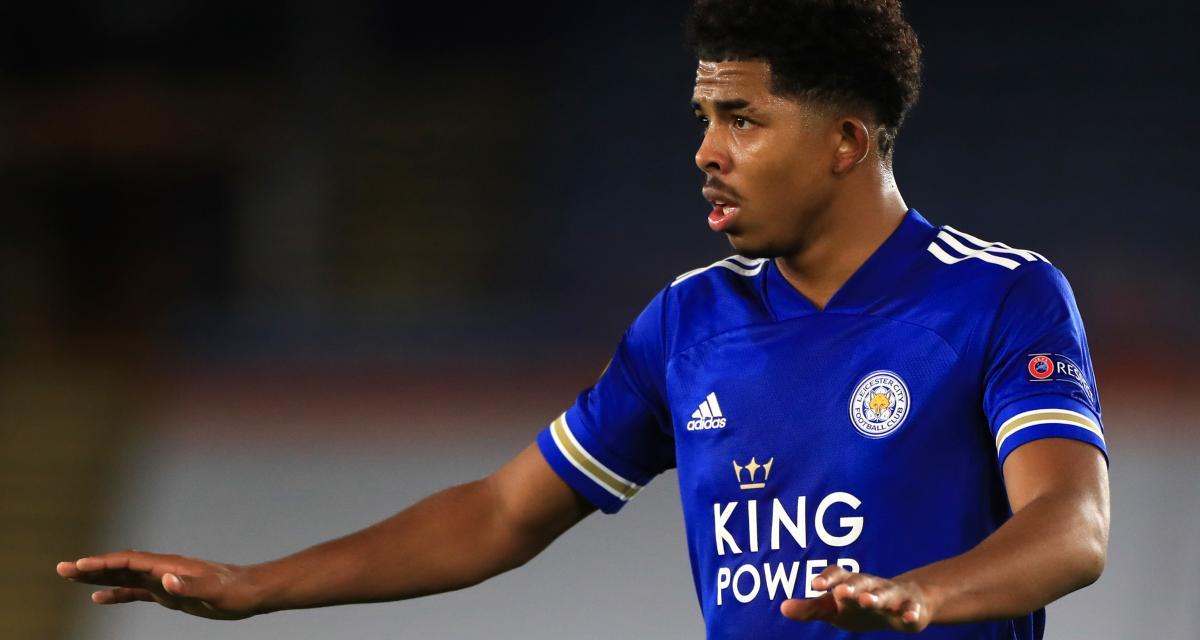 ASSE : Wesley Fofana vise déjà une équipe plus prestigieuse que Leicester