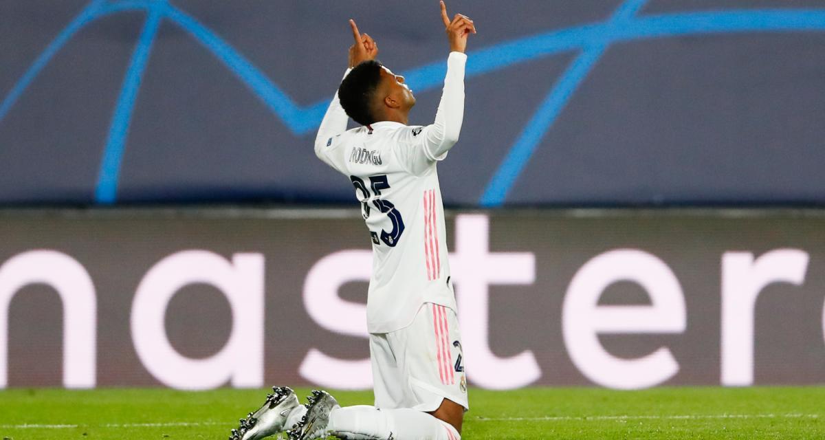 Real Madrid – Mercato : Rodrygo ciblé par l'Angleterre ?