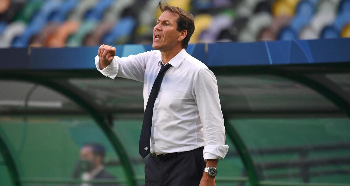 OL : Aulas fixe une deadline pour la prolongation de Garcia