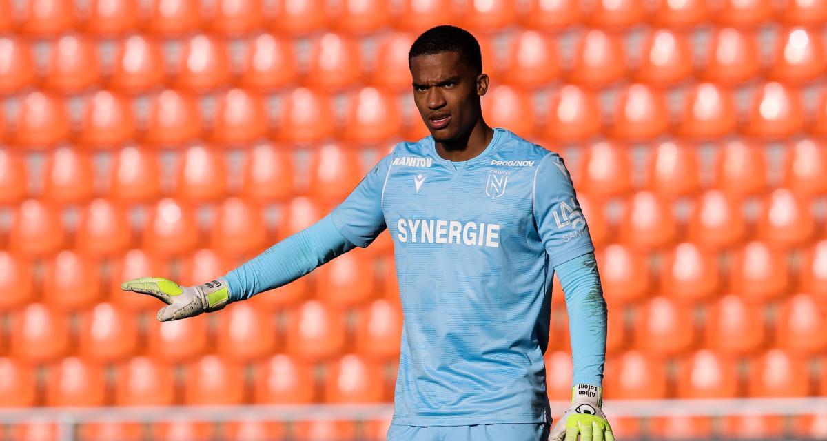 FC Nantes : Lafont vise une équipe prestigieuse