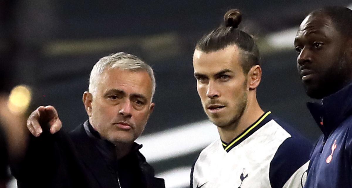Real Madrid - Mercato : Mourinho prêt à ôter l'épine Bale du pied de Zidane