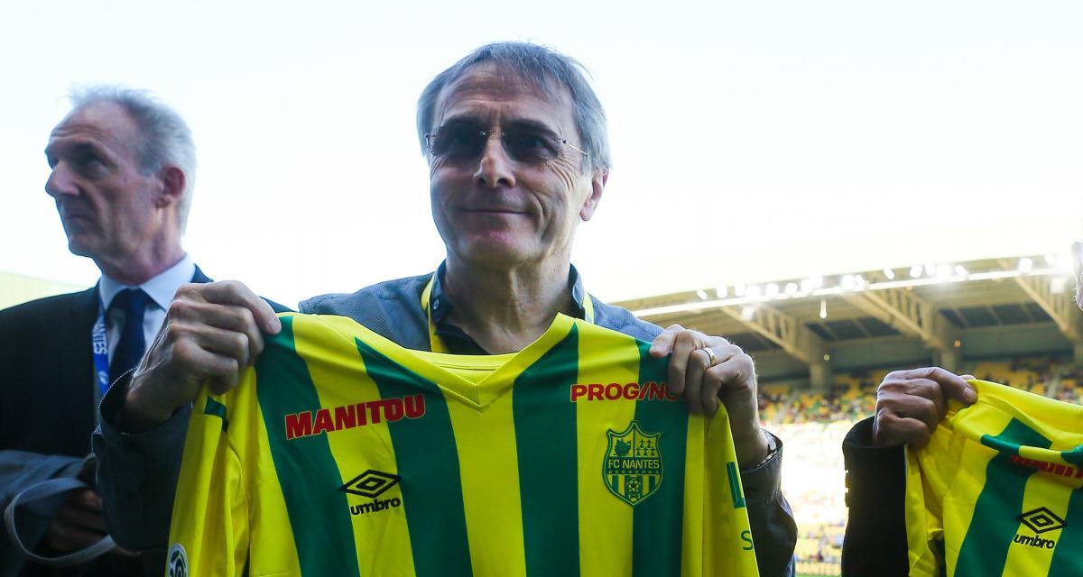 FC Nantes : Denoueix délivre un message d'espoir aux supporters des Canaris