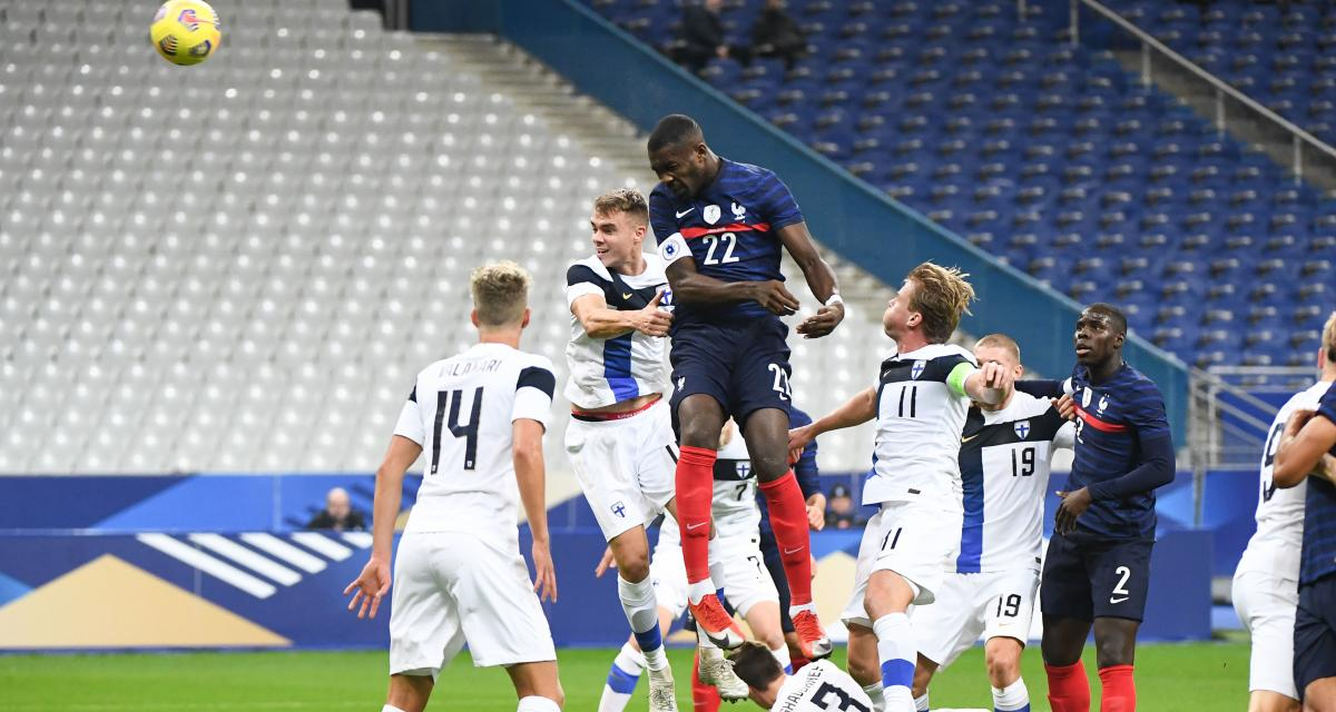 Amical : France 0-2 Finlande (terminé)